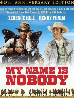 نام من هیچکس - my name is nobody