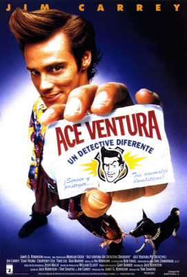 کاراگاه حیوانات - Ace Ventura: Pet Detective