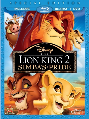 شیر شاه ۲ - The Lion King 2: Simba's Pride