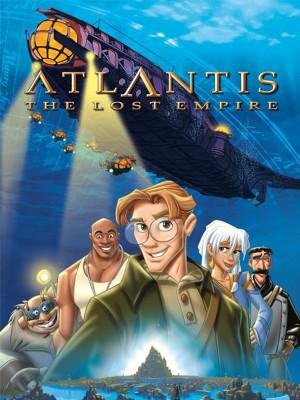 Atlantis : The Lost Empire