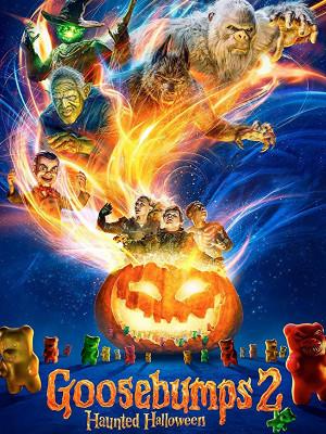 Goosebumps 2 : Haunted Halloween