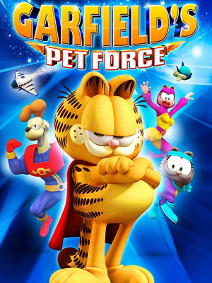 Garfield : Pet Force