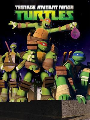 Teenage Mutant Ninja Turtles E01