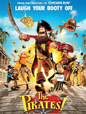 The Pirates : Band of Misfits
