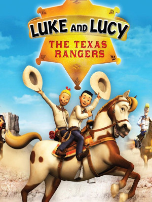 Luke and Lucy : The Texas Rangers