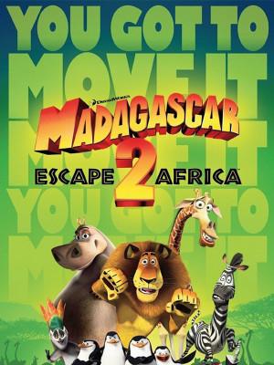 Madagascar : Escape 2 Africa