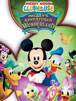 Mickeys Adventures in Wonderland