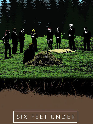 شش فوت زیر خاک - فصل 1 قسمت 2 : اراده - Six Feet Under  S01E02