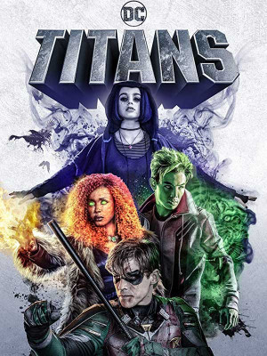 تایتان ها - فصل 1 قسمت 10