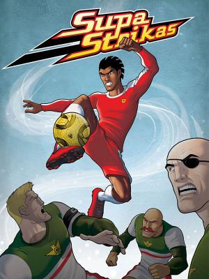 سوپر فوتبالیست ها - قسمت 1