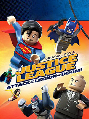 Lego DC Super Heroes : Justice League : Attack of the Legion of Doom