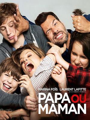 پدر یا مادر - Papa ou maman