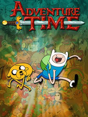وقت ماجراجویی - فصل 1 قسمت 13 - Adventure Time S01E13