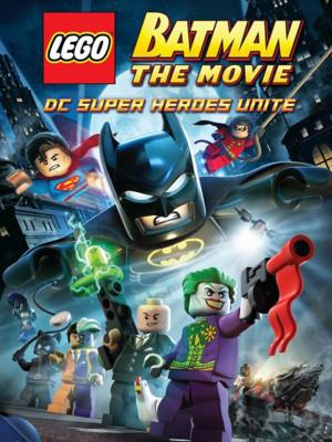 Lego Batman : DC Super Heroes Unite