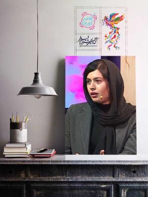 کافه آپارات - جشنواره فجر 97 :  ژیلا شاهی، یونا تدین و نیوشا علیپور