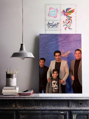 کافه آپارات - جشنواره فجر 97 : بازیگران نقش تختی در سنین مختلف