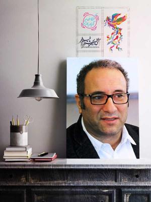کافه آپارات - جشنواره فجر 97 : رضا میرکریمی