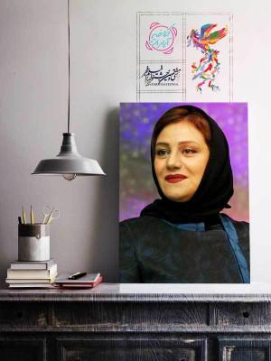 کافه آپارات - جشنواره فجر 97 : شبنم مقدمی