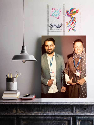 کافه آپارات - جشنواره فجر 97 :  یاسر طالبی و الهه نوبخت