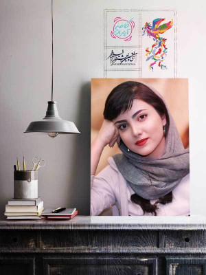کافه آپارات - جشنواره فجر 97 :  زیبا کرمعلی