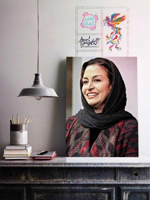 کافه آپارات - جشنواره فجر 97 :  مریلا زارعی