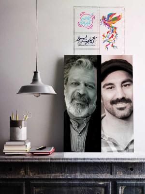 کافه آپارات - جشنواره فجر 97 : محسن تنابنده و حسن پورشیرازی