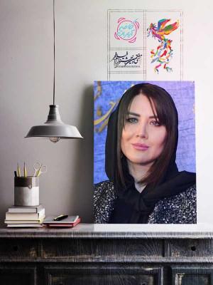 کافه آپارات - جشنواره فجر 97 :  نازنین صلح جو