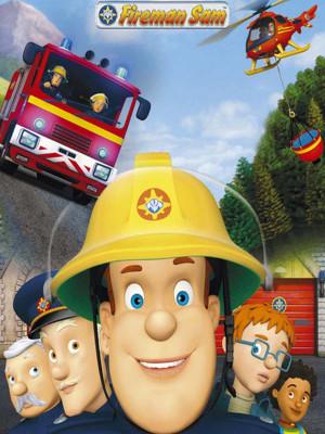 سام آتشنشان - قسمت 6