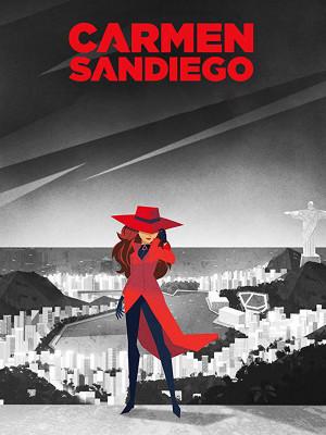 کارمن سن دیگو - فصل 1 قسمت 1 - Carmen Sandiego S01E01