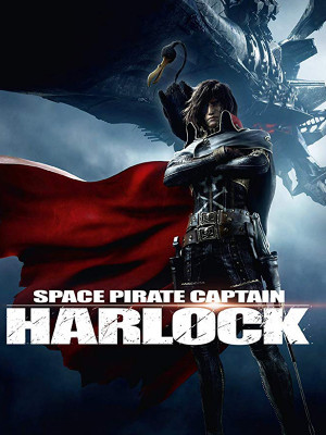 Harlock : Space Pirate