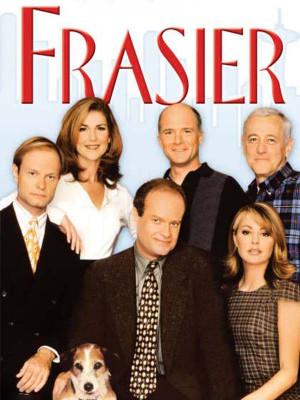 فریزر - فصل 1 قسمت 2 : به دنبال فضای شخصی - Frasier S01E02