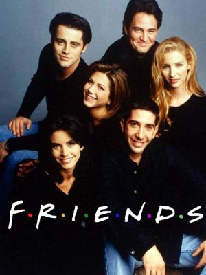 دوستان - فصل 1 قسمت 5 : مواد شوینده آلمانی