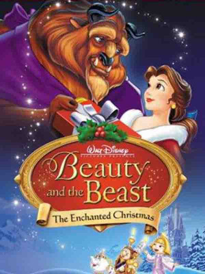 Beauty and the Beast : The Enchanted Christmas