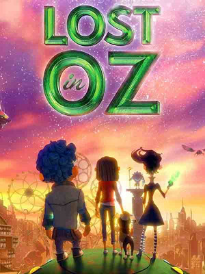 Lost in Oz S01E01