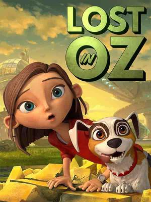 گمشده در اوز - فصل 1 قسمت 2 : دوروتی و ملاقات با شیر - Lost in Oz S01E02