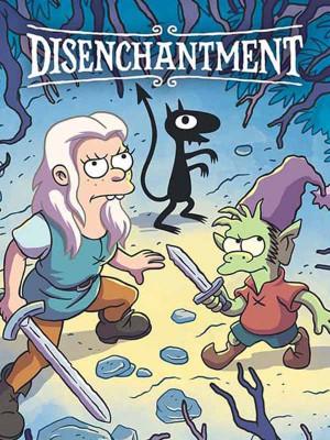 ضد طلسم - فصل 1 قسمت 2 : برای چه کسی خوک گره خورده است - Disenchantment S01E02