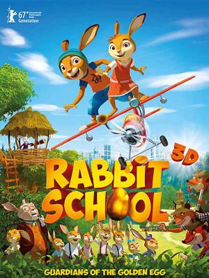 Rabbit School : Guardians of the Golden Egg