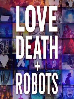 عشق مرگ و ربات ها - فصل 1 قسمت 1 : مقاومت سوزنی