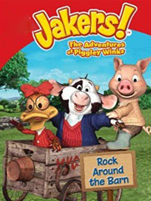Jakers! The Adventures of Piggley Winks E01