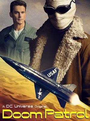 دووم پاترول - فصل 1 قسمت 1 : خلبان - Doom Patrol S01E01