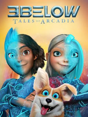 سه نفر از زیر زمین - فصل 1 قسمت 13 : نشانه بد - 3Below : Tales of Arcadia S01E13