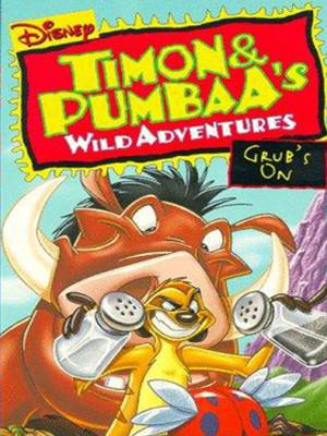 تیمون و پومبا و دوستان جدید - قسمت 2