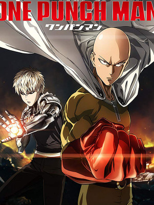One-Punch Man S02E01