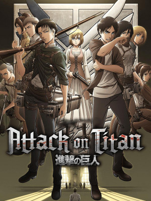 Attack on Titan  S03E13