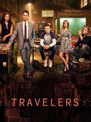 مسافران - فصل 1 قسمت 2 : پروتکل - Travelers S01E02