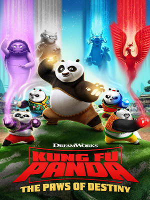 Kung Fu Panda : The Paws of Destiny E13