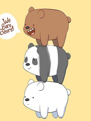 سه کله پوک ماجراجو - فصل 1 قسمت 6 : هر روز خرس ها