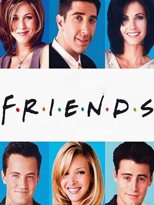 دوستان - فصل 10 قسمت 10 : استریپر گریان