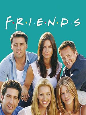 دوستان - فصل 10 قسمت 12 : پرنسس کونسئلا