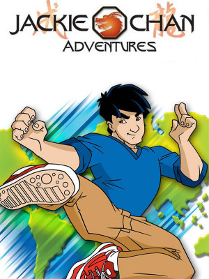 Jackie Chan Adventures S01 E01